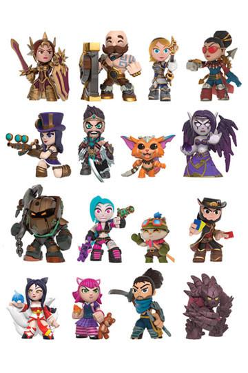 Funko Mystery Minis - League Of Legends: Figur Wählen