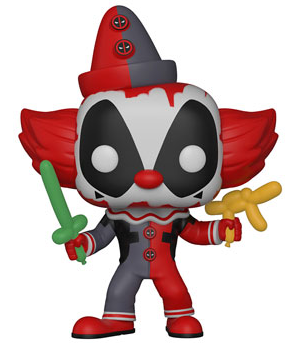 Funko POP! Marvel: Deadpool Clown