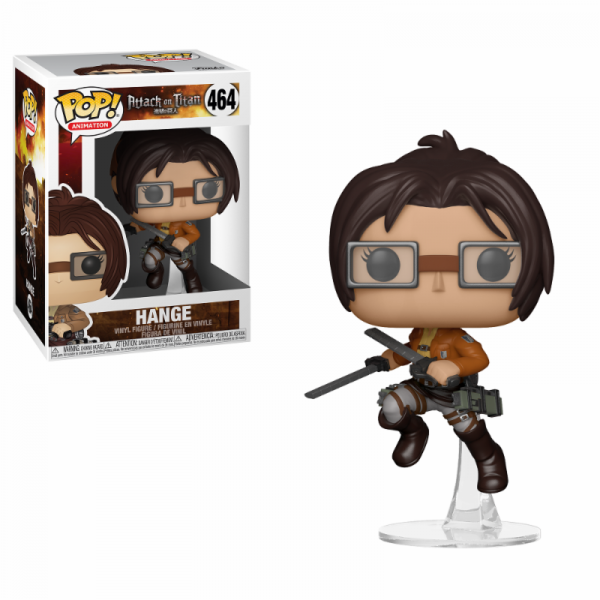 Funko POP! Animation - Attack on Titan: Hange