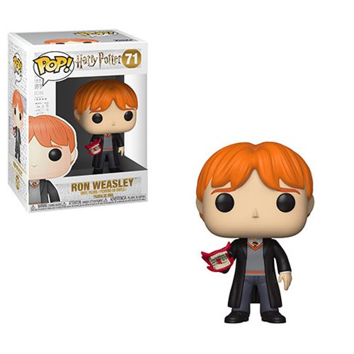 Funko POP! Harry Potter: Ron with Howler
