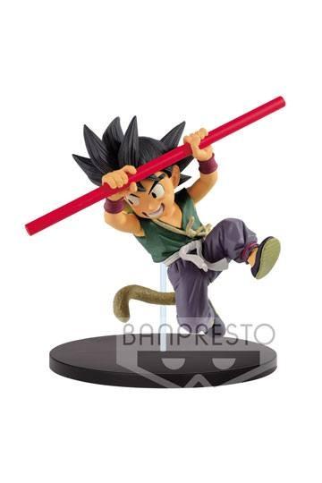 Banpresto - Dragonball Super Son Goku Fes Figur Son Goku (15cm)