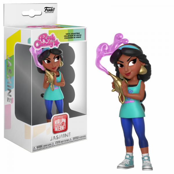 Funko Rock Candy - Disney - Comfy Princesses: Jasmine