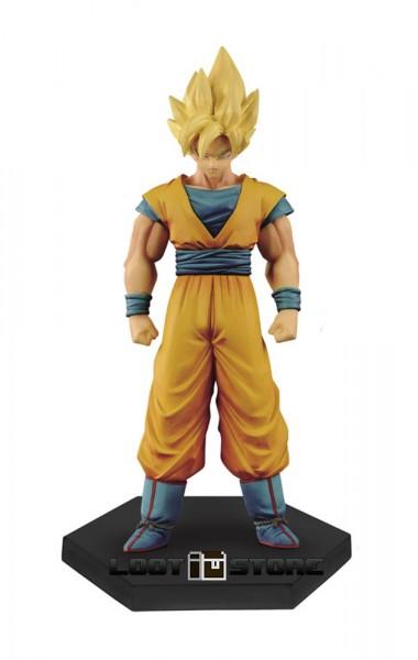 Banpresto - Dragonball Z DXF: Super Saiyan Son Goku (15cm)