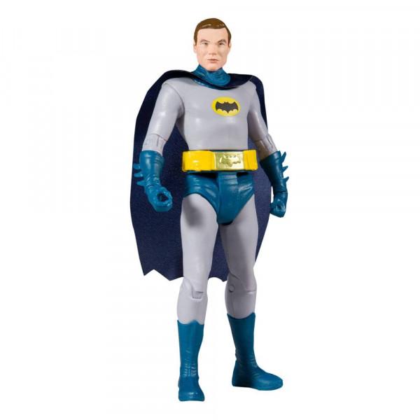 McFarlane - DC Retro Actionfigur: Batman 66 Unmasked