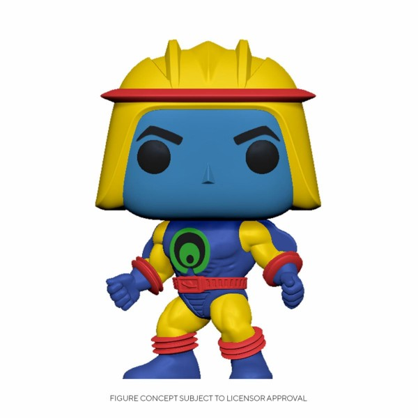 Funko POP! Animation - MOTU: Sy Klone