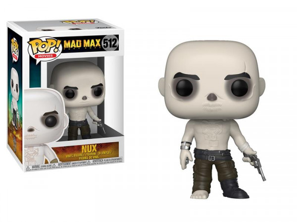 Funko POP! Movies - Mad Max Fury Road: Nux Shirtless