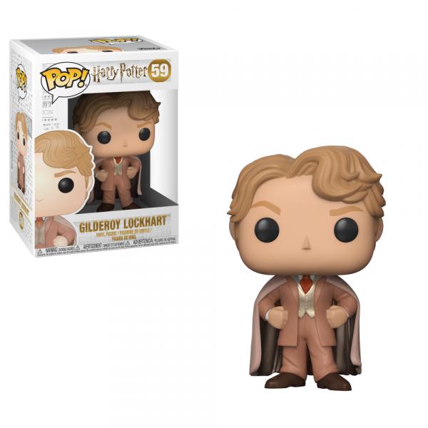 Funko POP! Harry Potter: Gilderoy Lockhart
