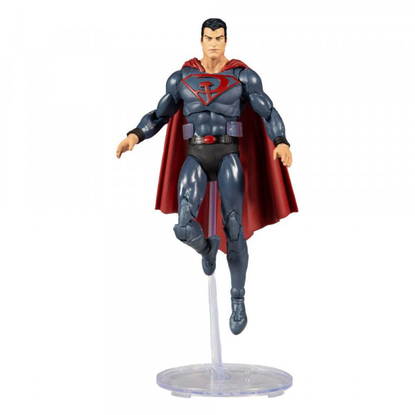 McFarlane - DC Multiverse Actionfigur: Superman Red Son
