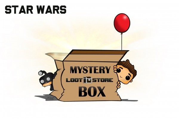 Funko Mystery Box - Star Wars Premium