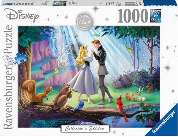 Ravensburger Puzzle - Disney: Dornröschen 1000 Teile