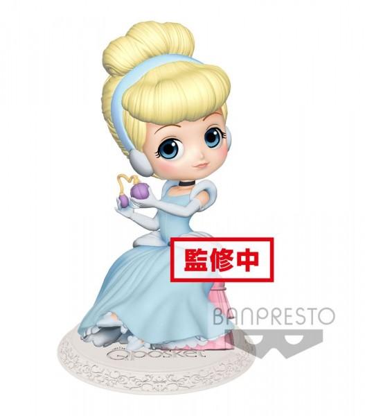 Banpresto - Q Posket Disney - Cinderella Pastell Color Ver.