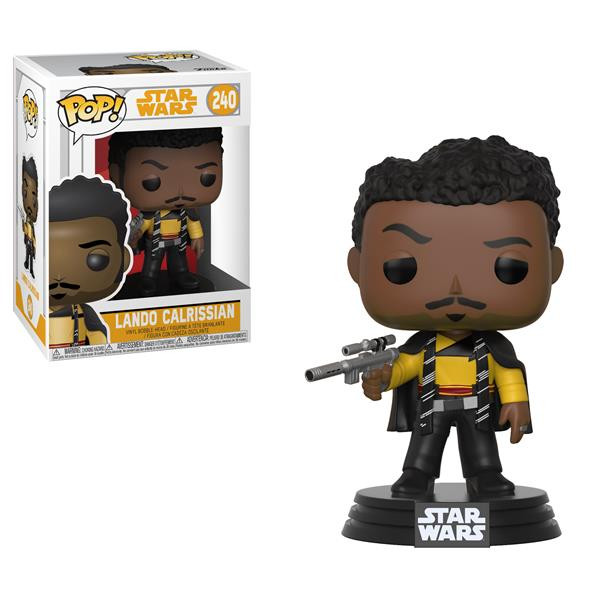 Funko POP! Star Wars - Solo: Lando Calrissian