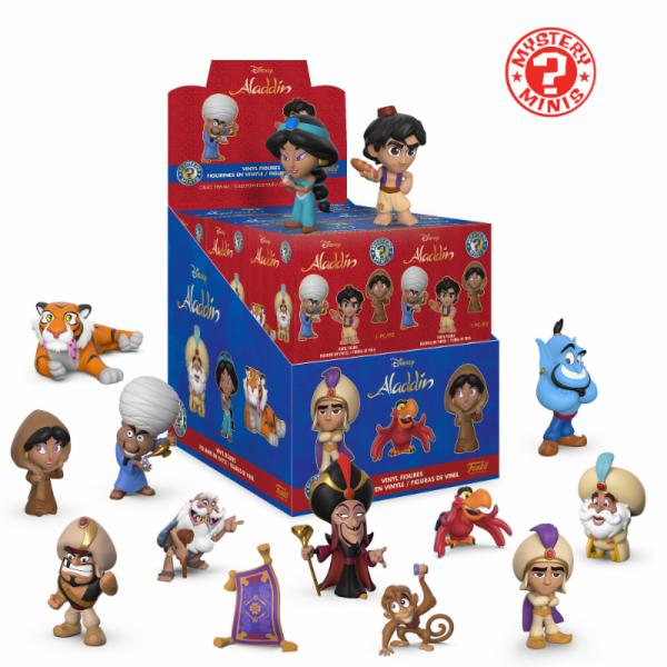 Funko Mystery Minis - Aladdin