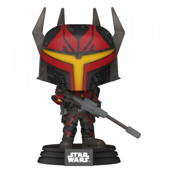 Funko POP! Star Wars Clone Wars: Gar Saxon