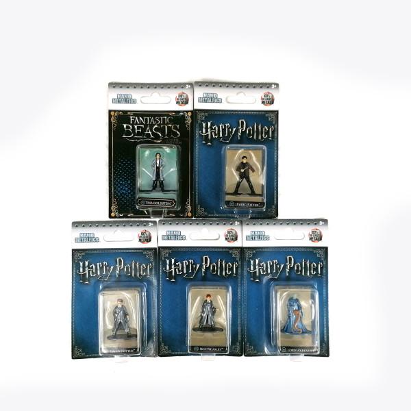 Jada Toys - Nano Metalfigs - Harry Potter/Fantastic Beasts: Figur Wählen
