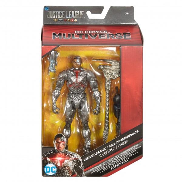 Mattel - DC Multiverse: Justice League Cyborg