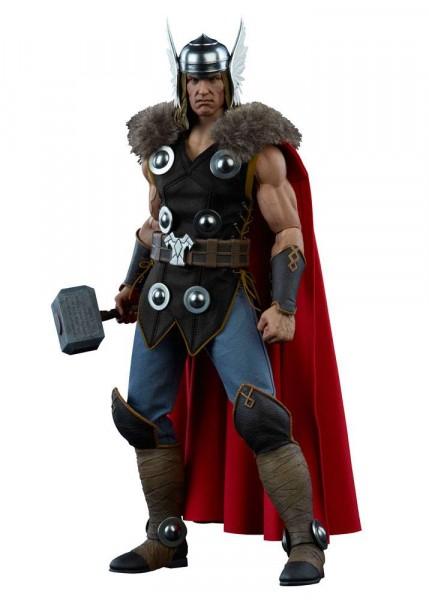 Sideshow - Marvel Comics Actionfigur 1/6 Thor 30 cm