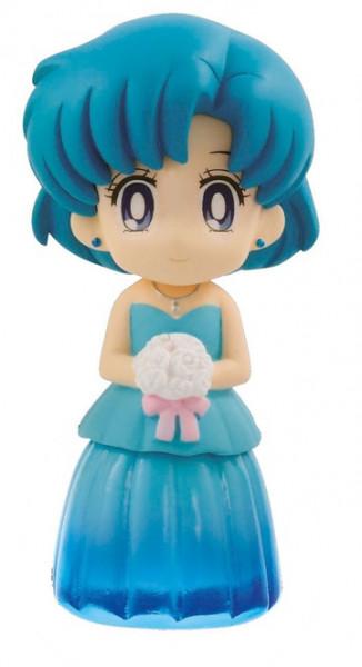 Banpresto - Sailor Moon Stella Color Collection Vol. 1: Sailor Merkur