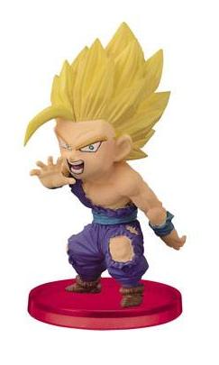Banpresto - Dragon Ball Z WCF ChiBi Minifigur Battle of Saiyans Vol. 1: SSJ2 Son Gohan