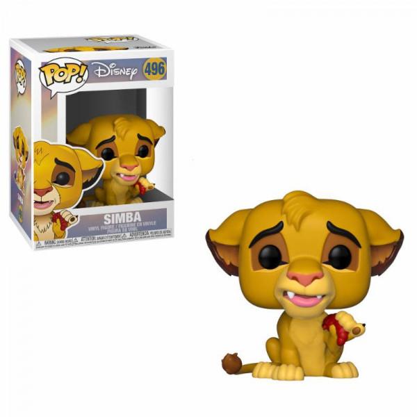 Funko POP! Disney - Der König der Löwen: Simba