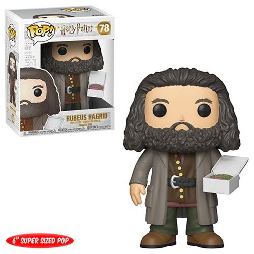 "Funko POP! Harry Potter: Hagrid with Cake (Oversize 6"")"