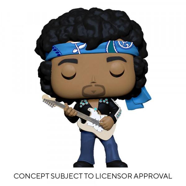 Funko POP! Rocks - Jimi Hendrix (Live in Maui Jacket)
