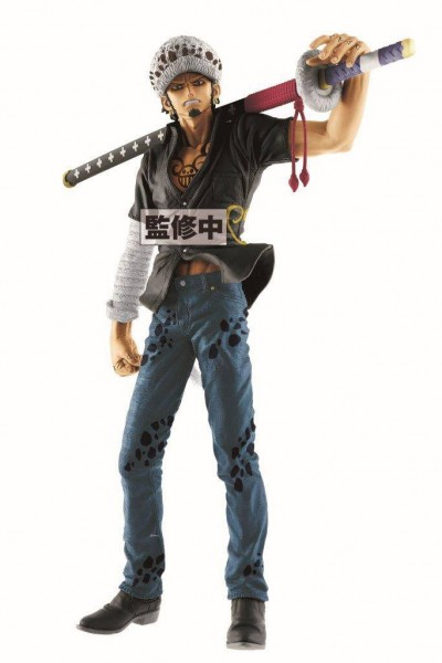 Banpresto - One Piece Big Size Figur Trafalgar Law (30cm)