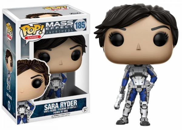 Funko POP! Games - Mass Effect Andromeda: Sara Ryder