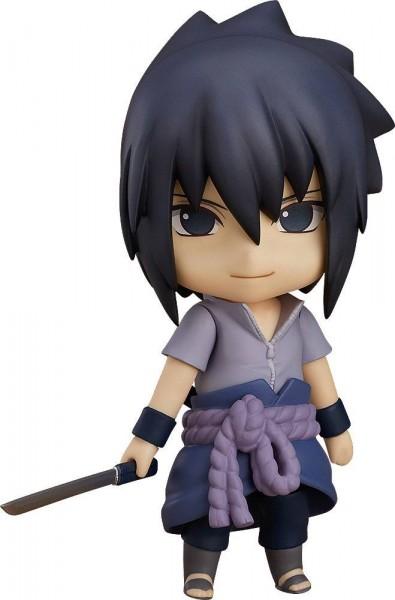 Good Smile Company - Naruto Shippuden: Sasuke Uchiha Nendoroid
