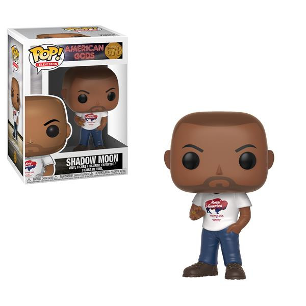 Funko POP! TV - American Gods: Shadow Moon