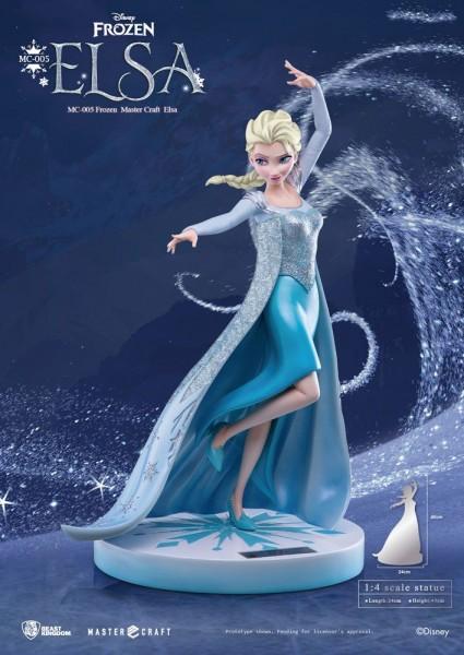 Beast Kingdom Toys - Die Eiskönigin: Elsa von Arendelle (45 cm)