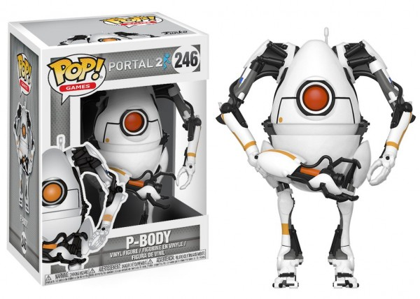Funko POP! Games - Portal 2: P-Body