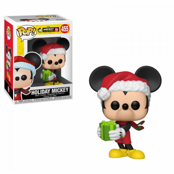 Funko POP! Disney - Mickey's 90th: Holiday Mickey
