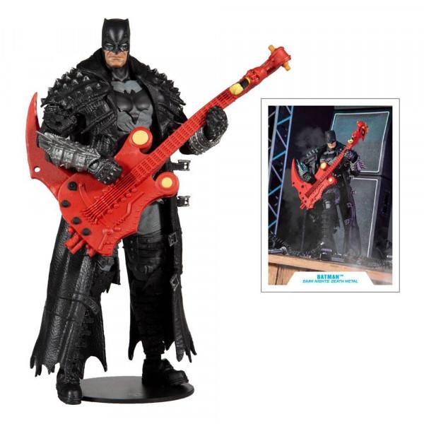 McFarlane - DC Multiverse Build A Actionfigur - DC Death Metal: Batman