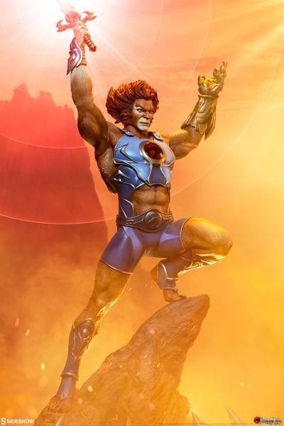 Sideshow Toys - Thundercats: Lion-O Statue