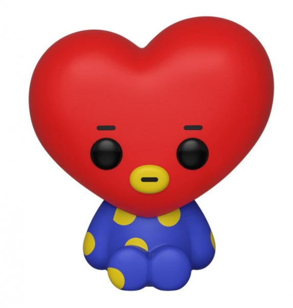 Funko POP! Animation - BT21 Line Friends: Tata
