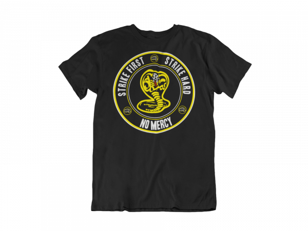 Lootgear - Cult: Cobras T-Shirt inspired by Cobra Kai