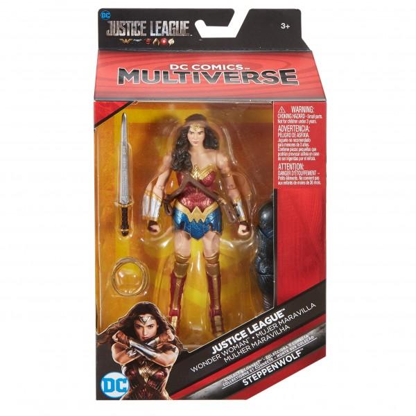Mattel - DC Multiverse: Justice League Wonder Woman