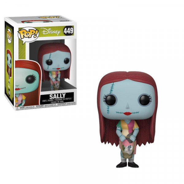 Funko POP! Disney - Nightmare Before Christmas: Sally w/Basket