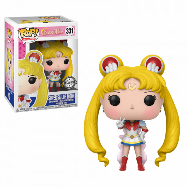 Funko POP! Animation - Sailor Moon: Sailor Moon Crisis Outfit