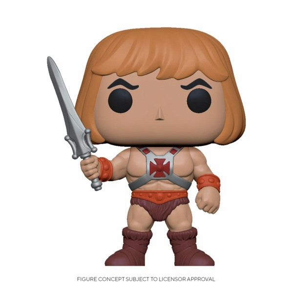 Funko POP! Animation - Masters of the Universe: He-Man