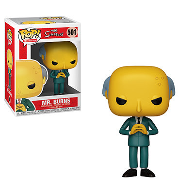Funko POP! Animation - Simpsons: Mr Burns