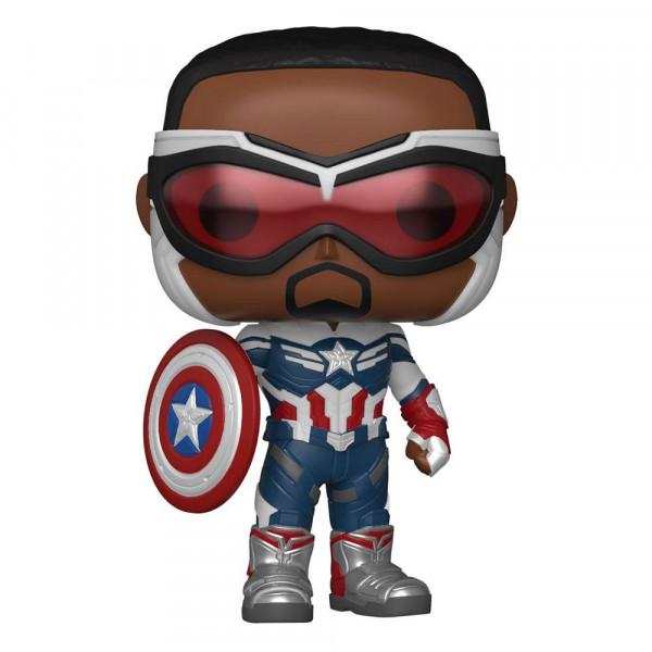 Funko POP! Marvel - The Falcon and the Winter Soldier: Captain Falcon