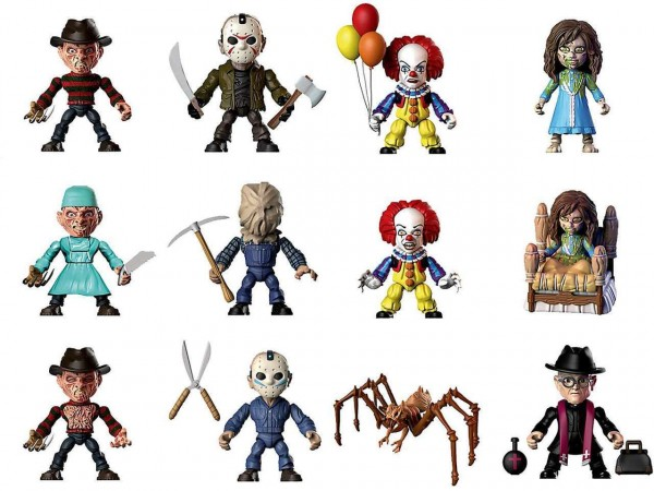 The Loyal Subjects - Horror Wave 1 Blind Boxen