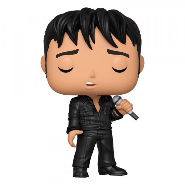 Funko POP! Rocks - Elvis Presley: Elvis '68 Comeback Special