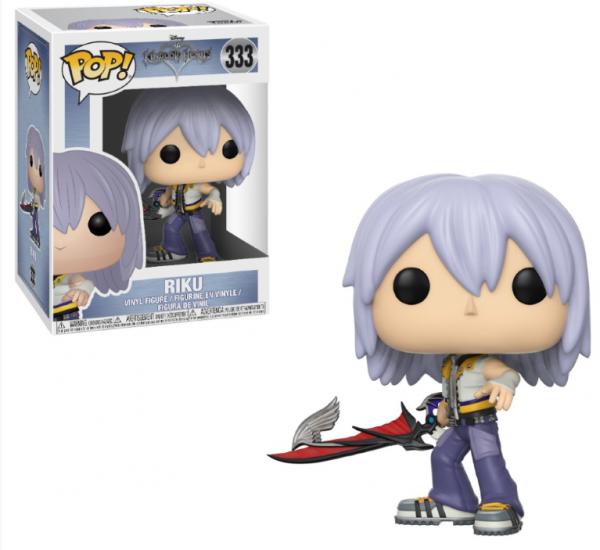 Funko POP! Games - Kingdom Hearts: Riku