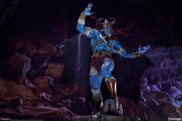 Sideshow Toys - Thundercats: Mumm-Ra Statue