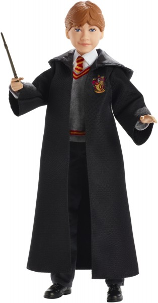 Mattel - Harry Potter: Ron Weasley Collectible Actionfigure