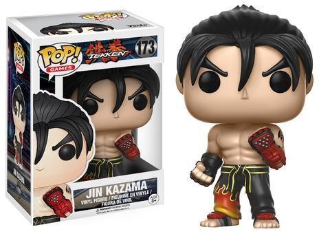 Funko POP! Games - Tekken: Yin Kazama