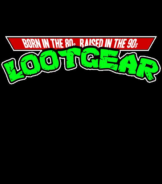 Lootgear - WordArt: Lootgear Logo T-Shirt